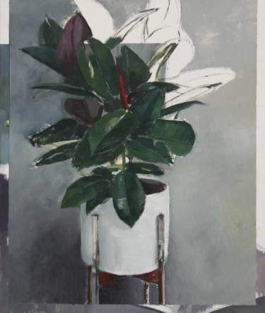 "Saatchi Art Artist Flavia Lugigan; Painting, ""Still life"" #art"