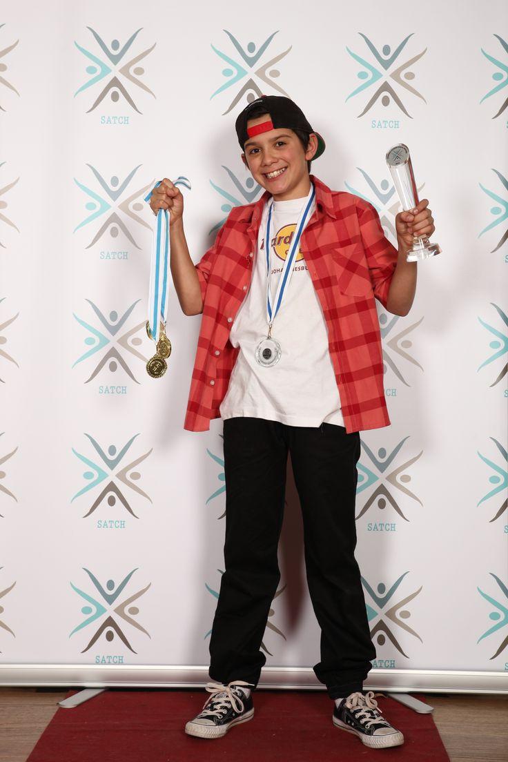 Henno William - Junior Vocal Winner at South Africa Championships 2014