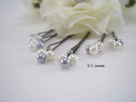 HOLIDAY SALE Just a hint of Color Pearl by ElegantChicJewel