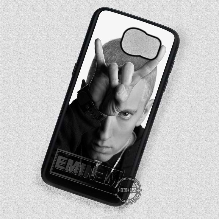 Famous Rapper Eminem Music - Samsung Galaxy S7 S6 S4 Note 5 Cases & Covers