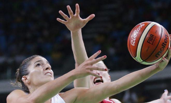 España acaba con Serbia y asegura la medalla en baloncesto femenino - http://www.vistoenlosperiodicos.com/espana-acaba-con-serbia-y-asegura-la-medalla-en-baloncesto-femenino/