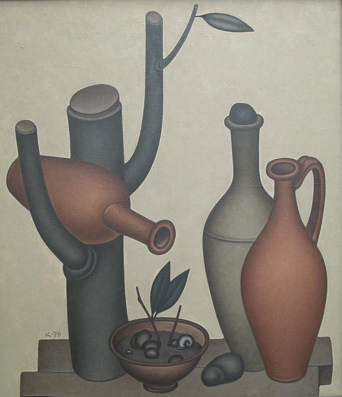 Дмитрий Краснопевцев: выставка в ART4.RU - ART4.ru