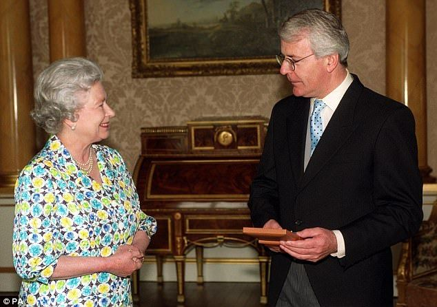John Major rushed out the news that the Queen had agreed to pay income tax to deflect criticism of the royals, files reveal