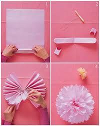 Hasil gambar untuk diy origami flower