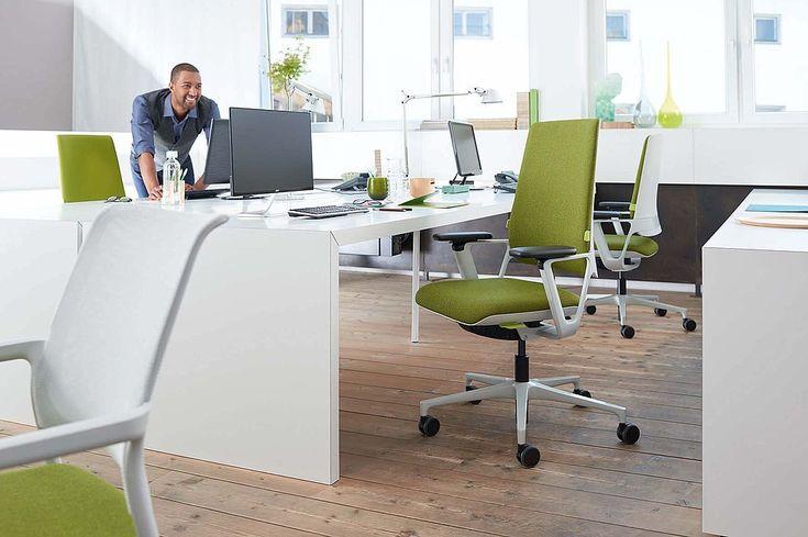 Siège de bureau design et ergonomique Connex2
