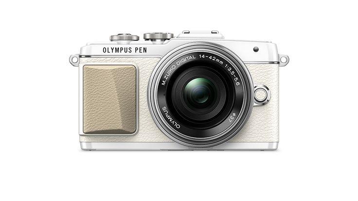 Olympus - E‑PL7 - Systemkamera ; Kompakta System Kameror - PEN