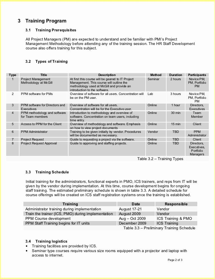 Employee Training Plan Template Unique Free Employee Training Matrix Template Excel New Emplo Employee Training Training And Development Business Plan Template