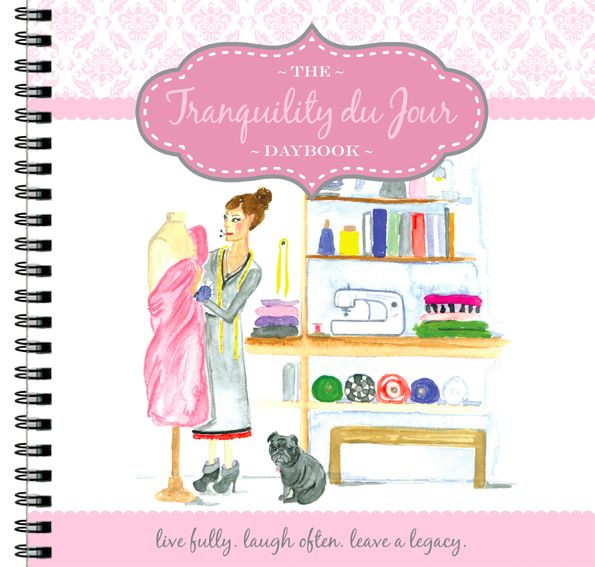 tranquility du jour daybook   Kimberly Wilson On-Demand