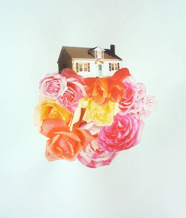 Rosa's Garden by Danielle Krysa (@JealousCurator)