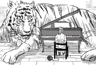 Tiger Mom by Yuta Onoda. Get in depth info on Chinese Tiger personality and traits at http://www.examiner.com/article/the-chinese-zodiac-the-chinese-horoscope-astrology-the-year-of-the-tiger For a more lighthearted look at the Chinese Tiger go to http://www.examiner.com/article/a-funny-look-at-the-chinese-zodiac-sign-of-the-tiger
