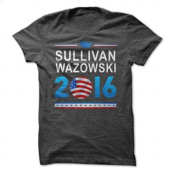 Sullivan Wazowski 2016 Election Shirt - #sweats #t shirt ideas. BUY NOW => https://www.sunfrog.com/Funny/Sullivan-Wazowski-2016-Election-Shirt.html?60505