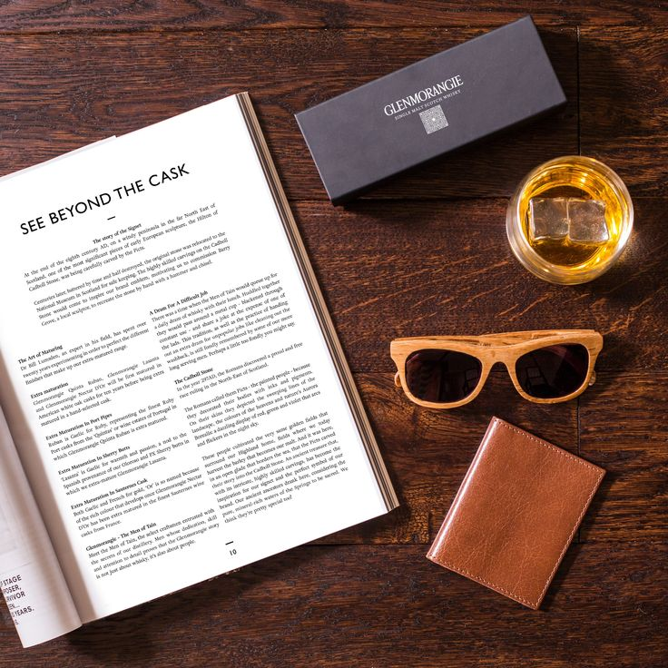 Glenmorangie Whisky: Finlay & Co Sunglasses Collaboration | LuxuryLondon.co.uk