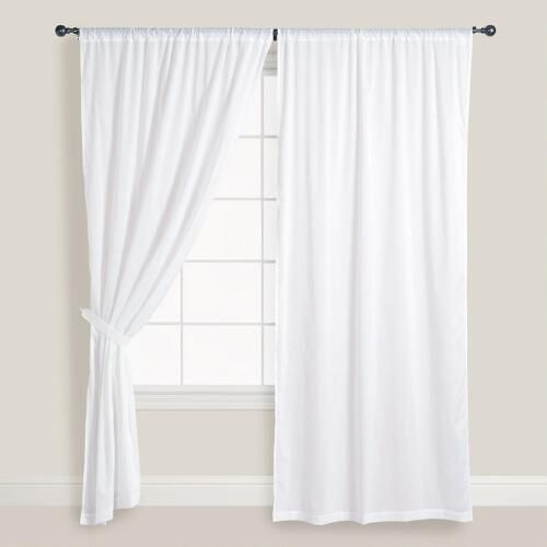 Best 25 Voile Curtains Ideas On Pinterest Cascade