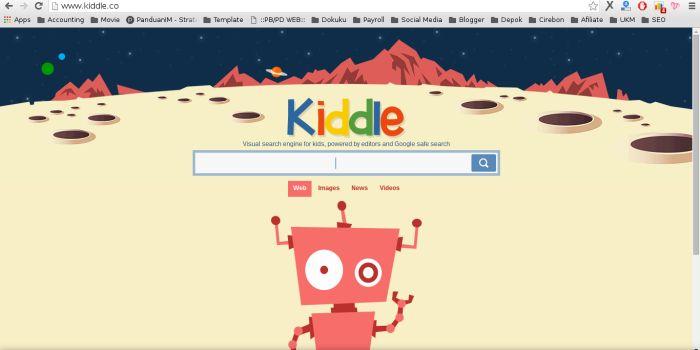 Bagi anda orang tua yang memiliki anak dan mereka suka menggunakan google sebagai search engine, maka sebaiknya mulai gunakan kiddle dari google. search engine khusus untuk anak-anak karena di design dengan filter konten negative, sehingga aman untuk anak-anak anda. Untuk melakukan setting kiddle sebagai search engine utama ada beberapa hal yang harus anda lakukan yaitu …