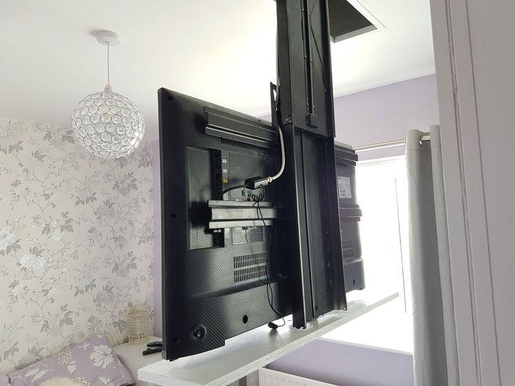 ts1000a plasma lcd tv floor ceiling furniture electric on wall brackets id=51854