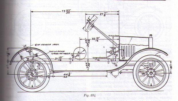 Wood Ford Model T 1 60 Replica Ford Models Model T Old Classic