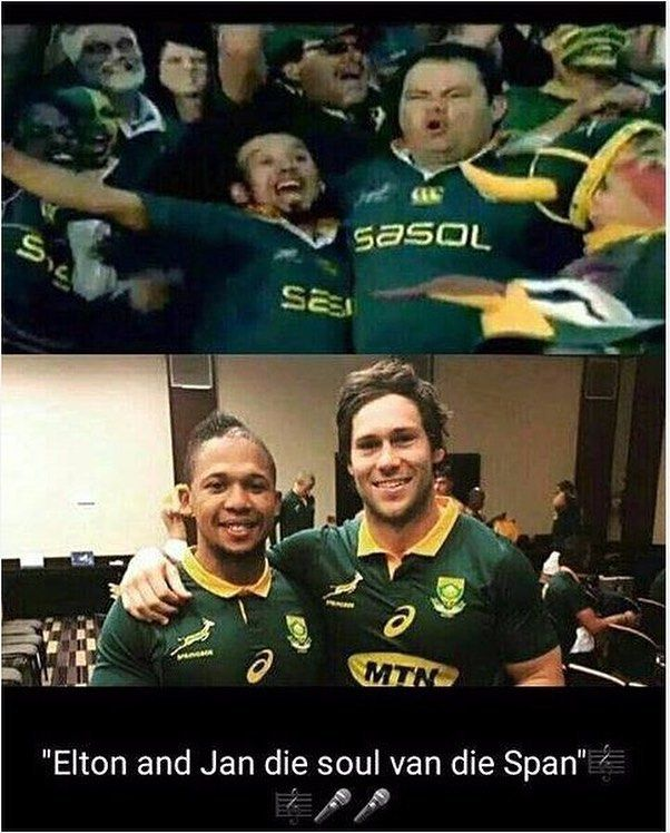 Robbie Wessels predicted the future!!! #player22 #ssrugby #springboks #rugby