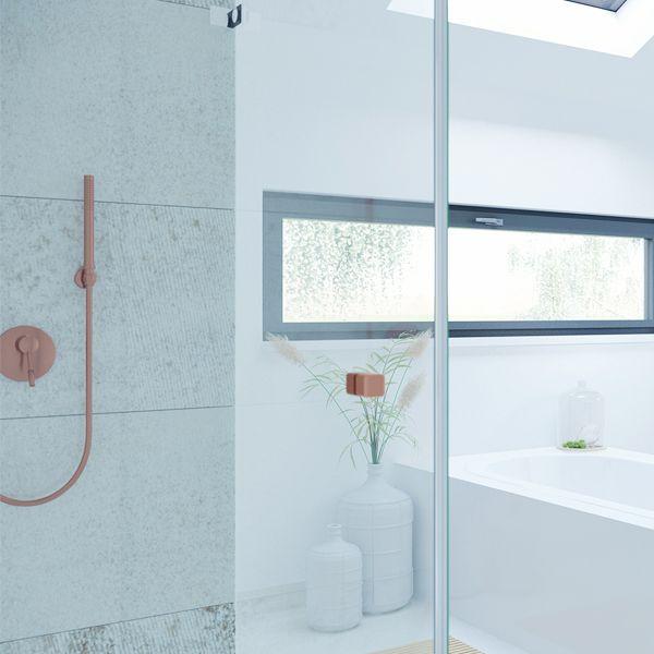 Helles Modernes Badezimmer Inspiration Vom Musterhaus Bien Zenker Badezimmer Inspiration Musterhaus Badezimmerideen