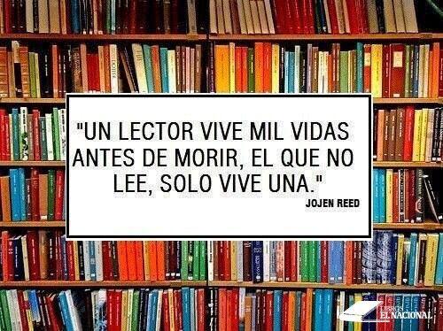 Leer muchos libros