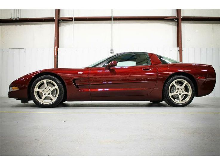 Awesome Amazing 2003 Chevrolet CORVETTE 50TH ANNIVERSARY -- 2003 CORVETTE 50TH ANNIVERSARY 1 OWNER ONLY 22K MILES ABSOLUTELY MINT RARE WOW!! 2018