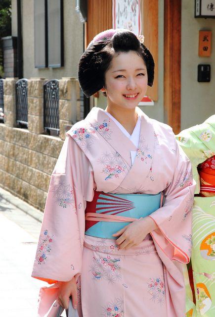 okiya:    Maiko Toshimana
