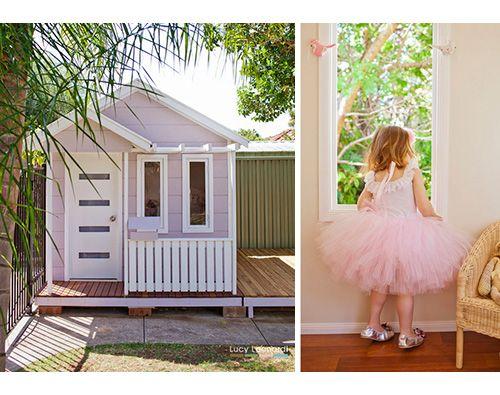 Home Sweet Home - Custom designed cubby houses