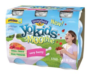 Giveaway: Stonyfield Smoothies on the Moo-ve. B loves these!!