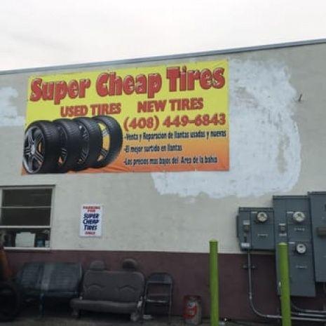 Cheap Tires San Francisco