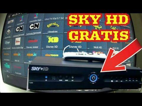 ☛SKY HD GRATIS SI TIENES SMART TV➤BUEN FIN 2016 - YouTube
