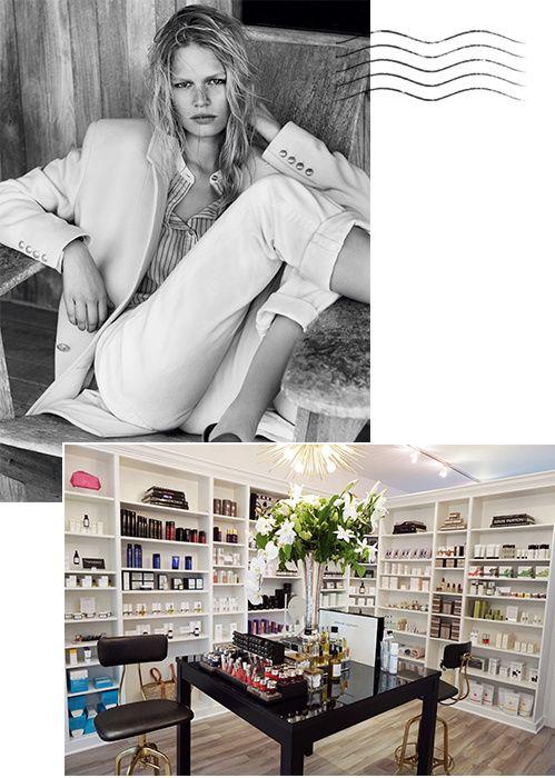 Tendances d'ailleurs KNOCKOUT BEAUTY, le boudoir cosmétique des Hamptons 8