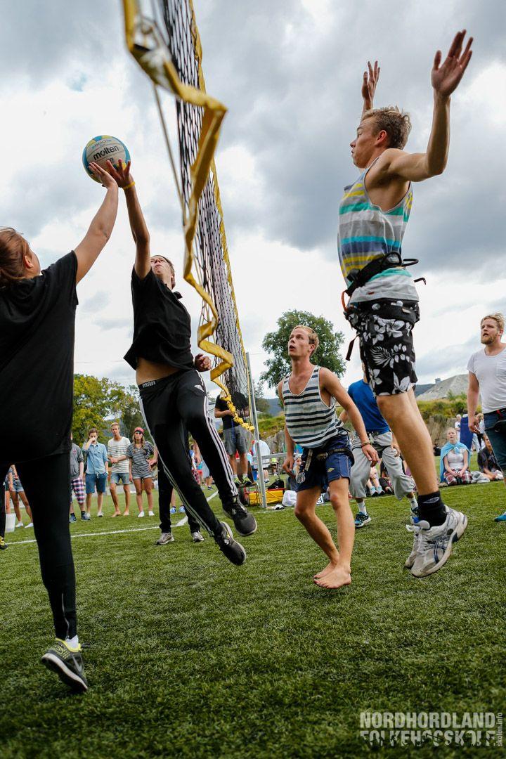 Volleyturnering, Nordhordland Folkehøgskole
