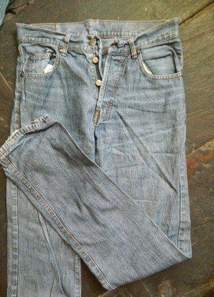 À vendre sur #vintedfrance ! http://www.vinted.fr/mode-hommes/jeans/26096865-rica-lewis-bleu-droit