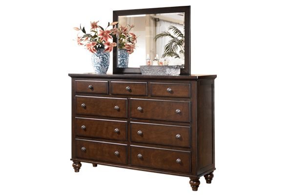 Camdyn Dresser Oak Liquidators Ashely Furniture Without Mirror Home Master Bedroom