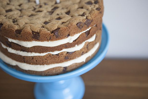 Layered Cookie Cake Recipes: Pin By Danielle Croxton On Delicieux