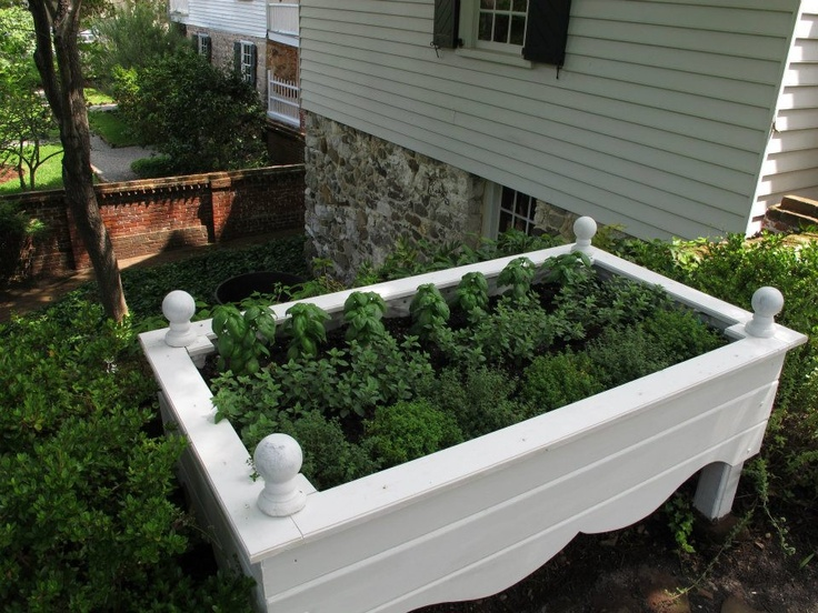 Raised Herb Garden Ideas 46 best herb garden ideas images on pinterest | garden ideas