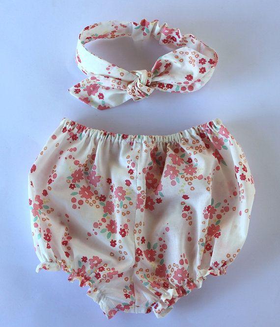 Organic baby bloomersbaby knot by OrganicMinikins on Etsy