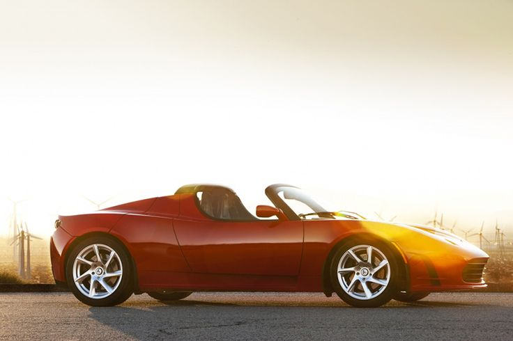 tesla roadster 3.0 package powers sportscar for over 400 miles - designboom | architecture