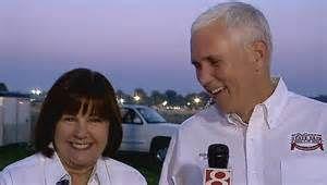 Mike Pence & wife Karen
