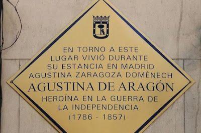 Manzano, Gallardón y Botella discriminaron a las mujeres en las placas conmemorativas de Madrid.  Desde 1990, el reparto de las placas conmemorativas de la capital ha sido machista: menos del 10% son de mujeres frente al 75% que hay de hombres. Presentan la iniciativa para que cuatro escritoras de la Generación del 27 cuenten con su placa conmemorativa.  Fátima Caballero | El Diario, 2017-02-23 http://www.eldiario.es/madrid/Manzano-Gallardon-Botella-conmemorativas-Madrid_0_615588861.html