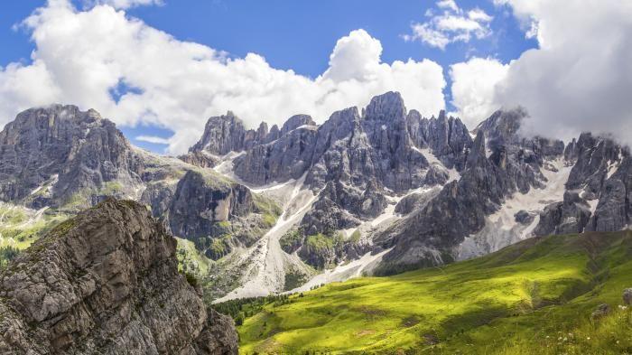 Bontà e relax ai piedi delle Pale di San Martino