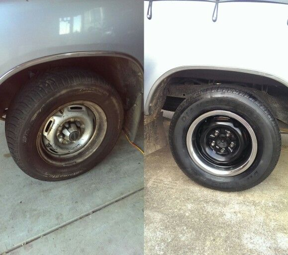 Cheap way to make the ute look better