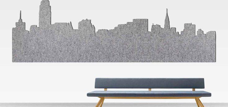 Ecofelt Wall Covering