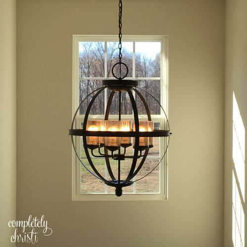 Tuscany Chandelier Foyer Light