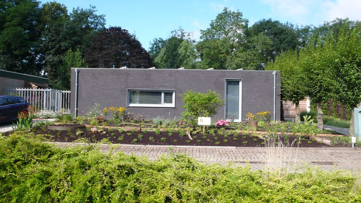Extension dwelling house Rosmalen, The Netherlands