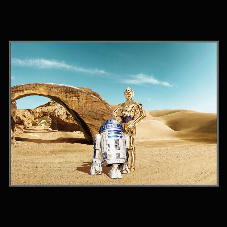 Star Wars - lost droids