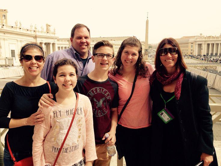 Kid friendly Vatican tour