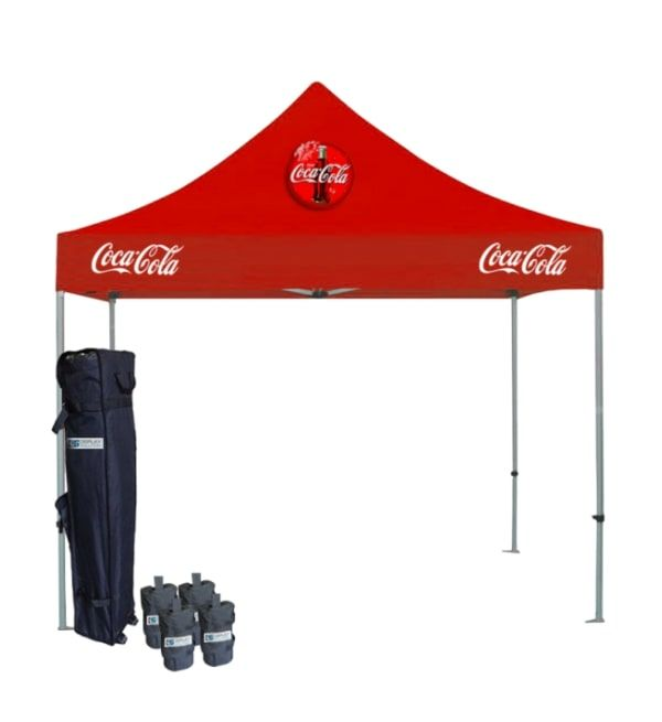 Full Print Canopy Tent 10ft X 10ft Pop Up Canopy Tent Canopy Tent Outdoor 10x10 Canopy Tent