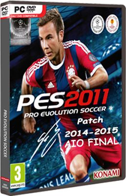 Download Patch Update PES 2011 Season 2015 Update Transfer Winter
