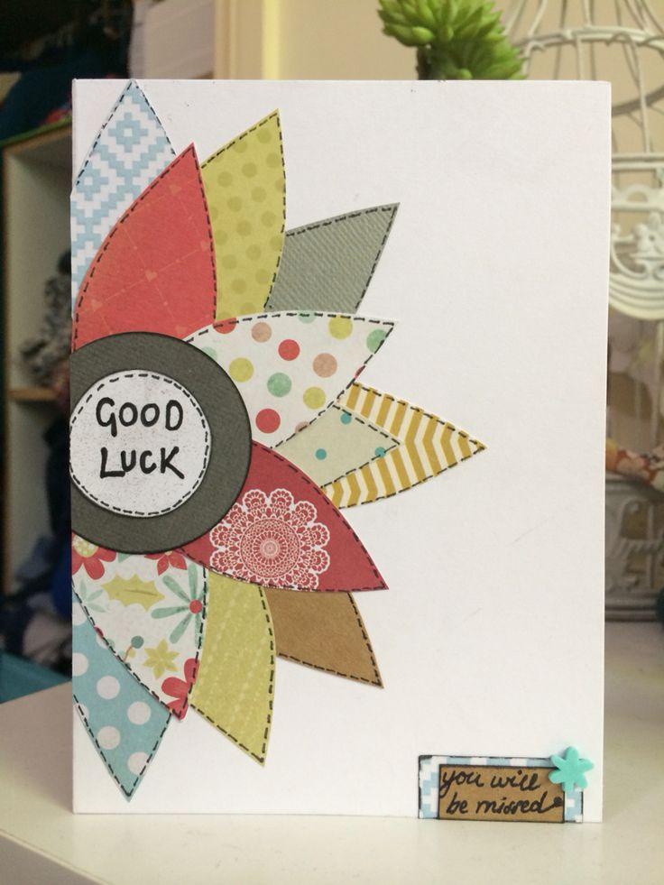 "27 best (""Good or Best of Luck"") Vintage Card images on Pinterest"