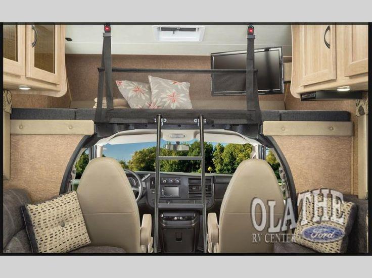 New 2017 Coachmen RV Freelander 26RS Ford 350 Motor Home Class C at Olathe Ford RV | Gardner, KS | #FREE26RSF